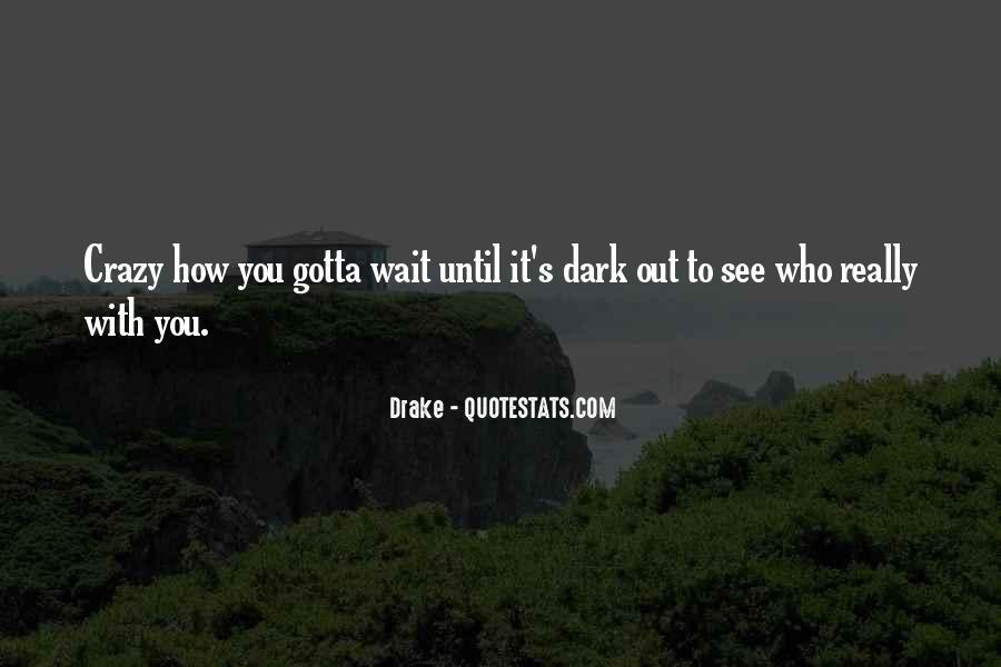 Sometimes You Gotta Wait Quotes #1364703
