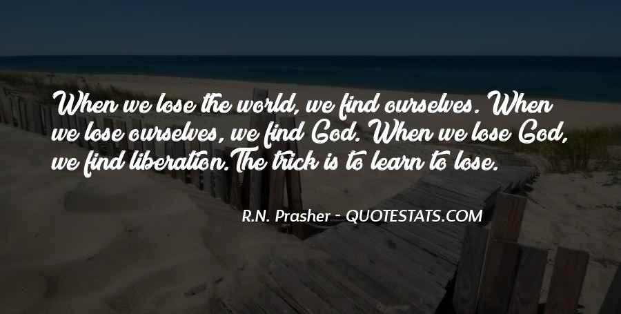 Sometimes You Lose Sometimes You Learn Quotes #115064