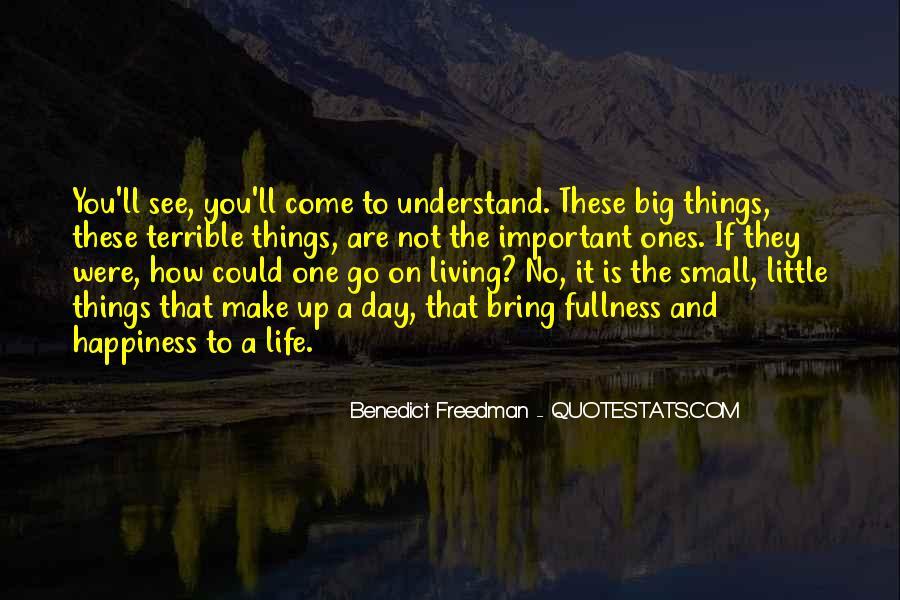 Sometimes You Make Me Wonder Quotes #725