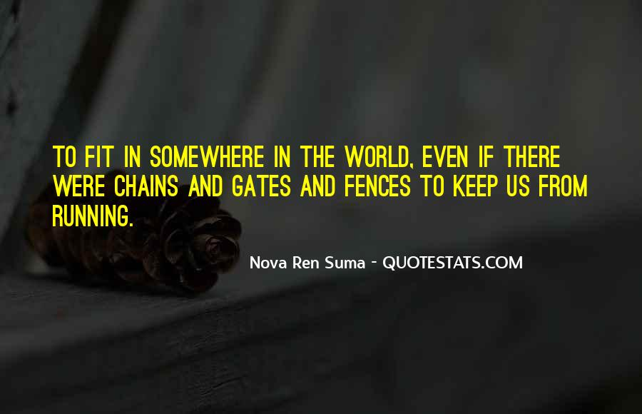 Somewhere In The World Quotes #544212