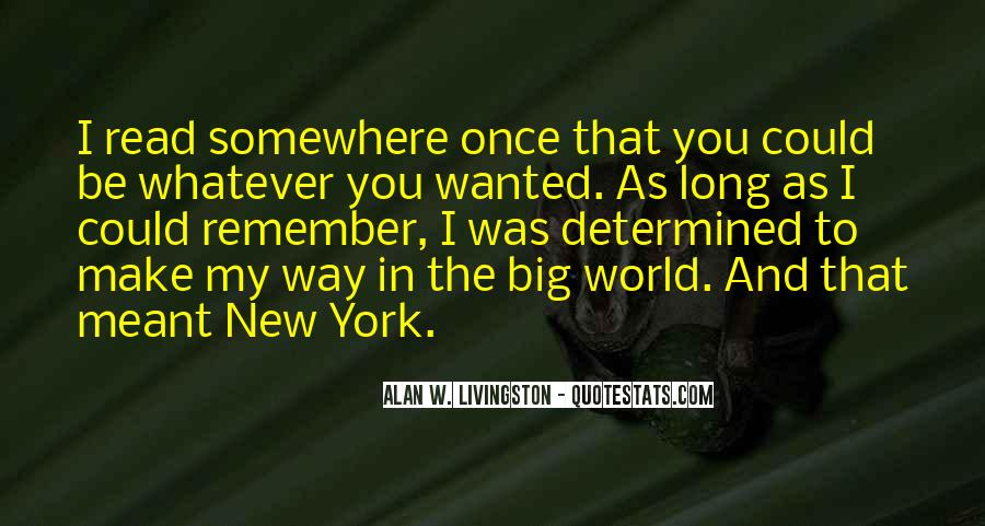 Somewhere In The World Quotes #611704