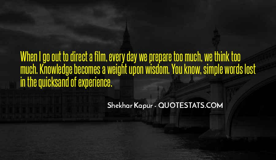 Somewhere Only We Know Film Quotes #57662