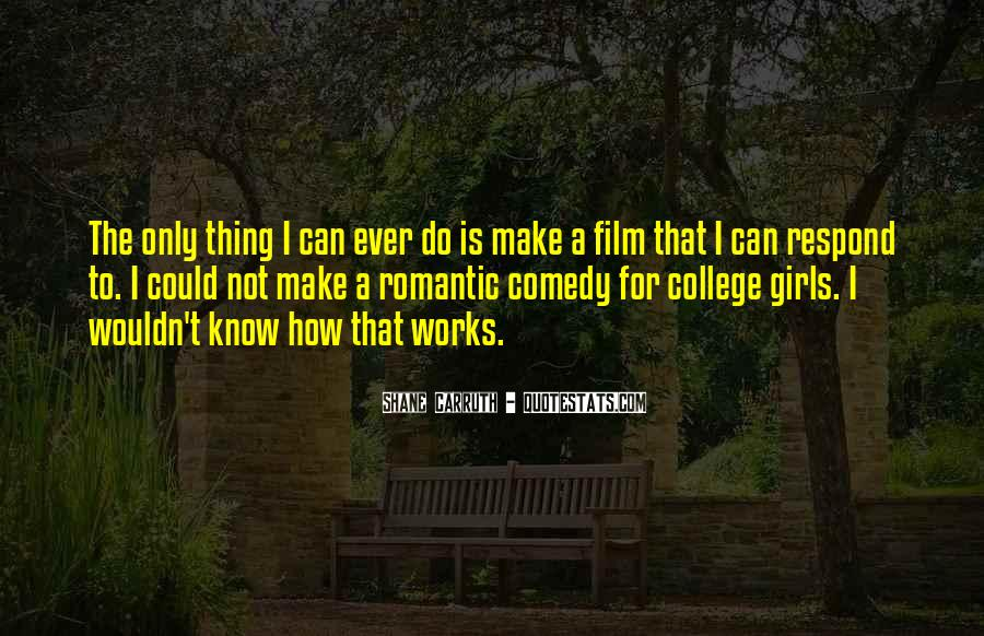 Somewhere Only We Know Film Quotes #97012