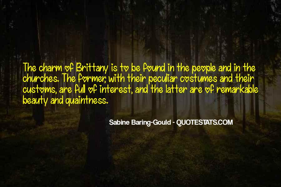 Quotes About Baring #928651