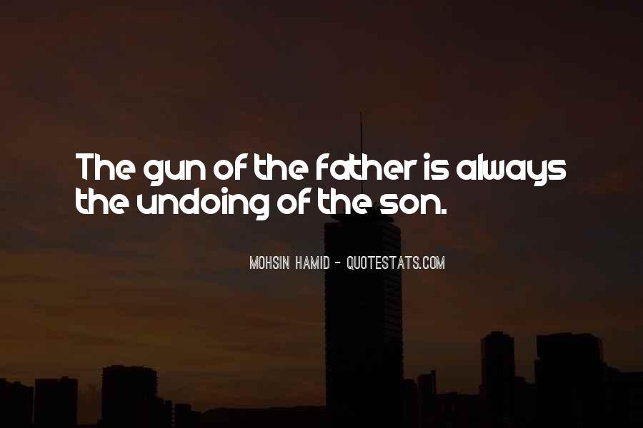 Son Of A Gun Quotes #423942