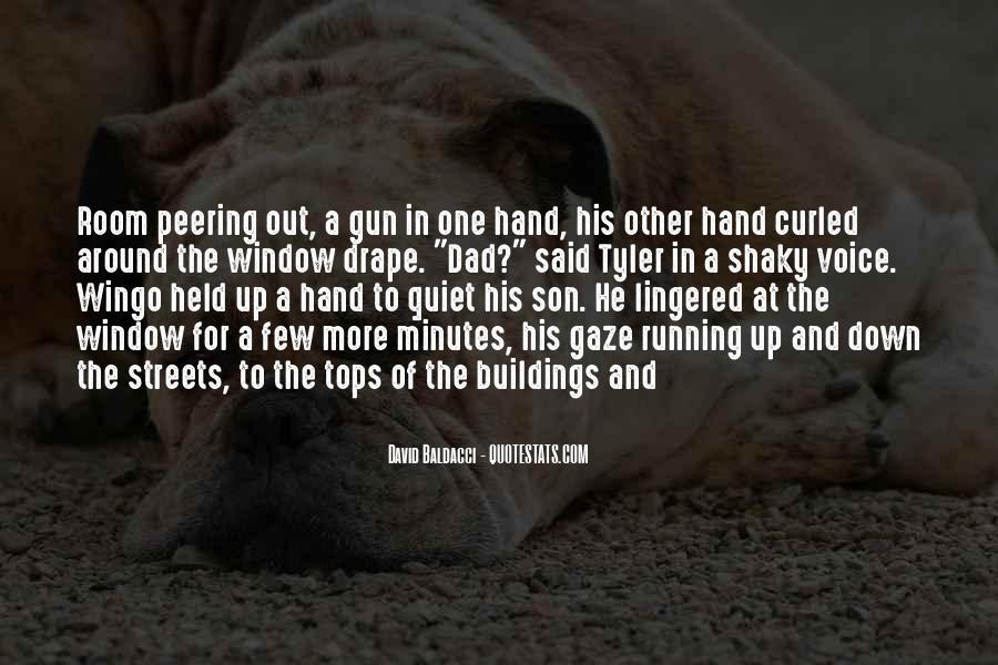 Son Of A Gun Quotes #442054