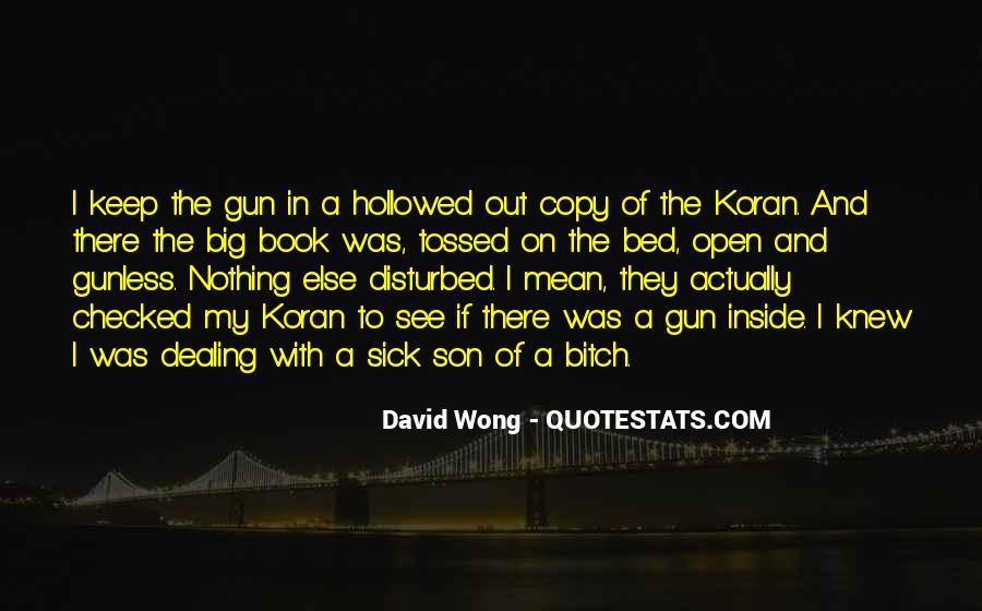 Son Of A Gun Quotes #834063