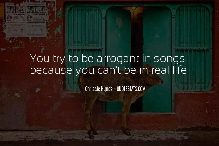 Songs In Real Life Quotes #1246528
