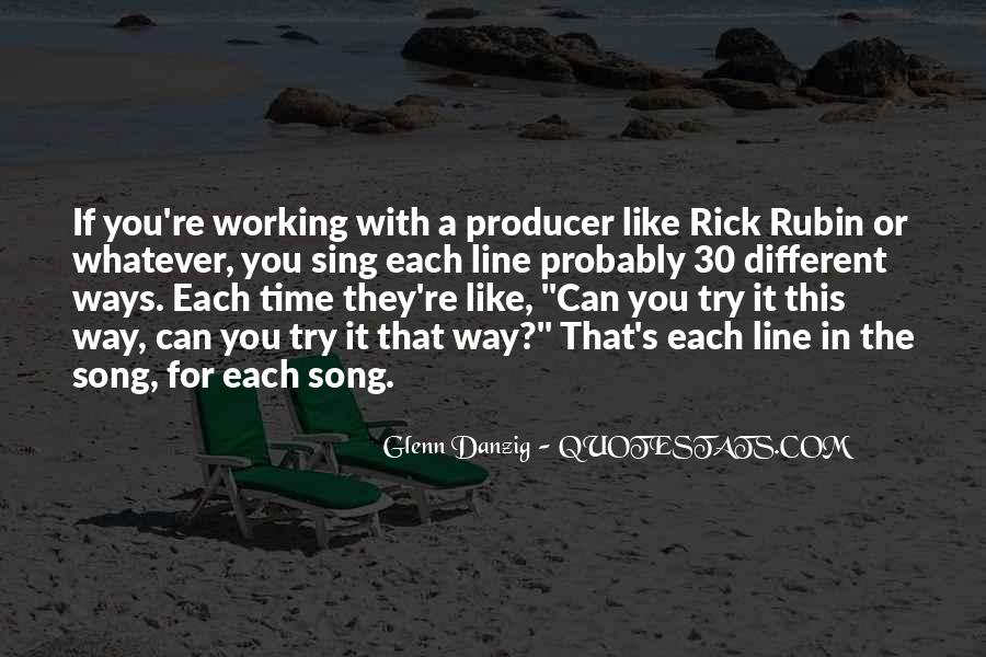 Quotes About Rick Rubin #1376944