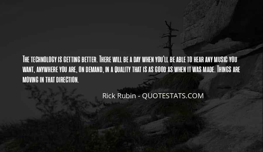 Quotes About Rick Rubin #1747702