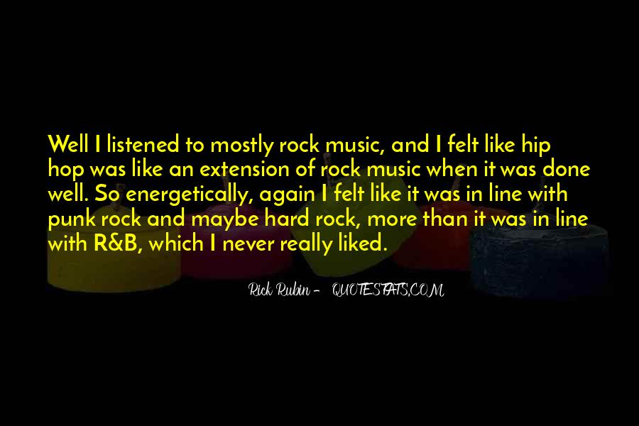 Quotes About Rick Rubin #1800235