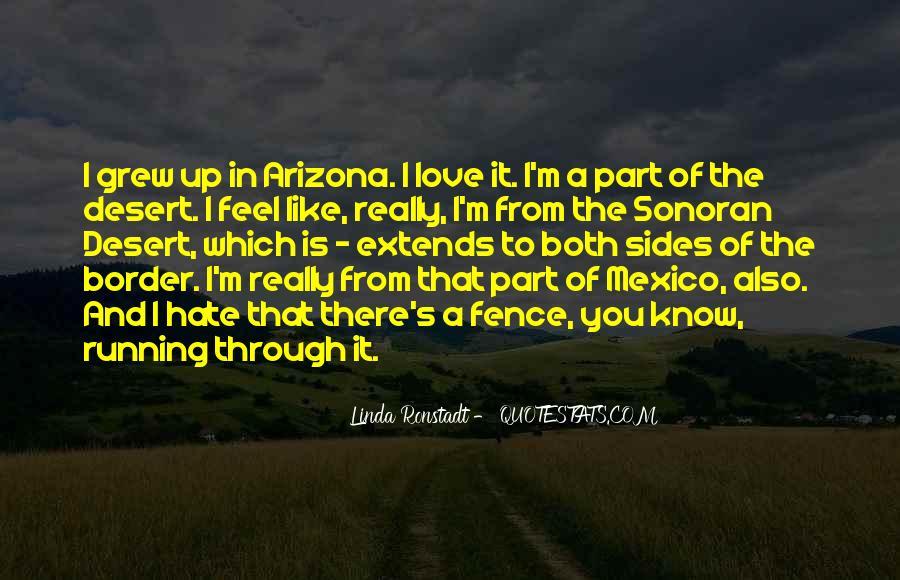 Sonoran Quotes #1774002