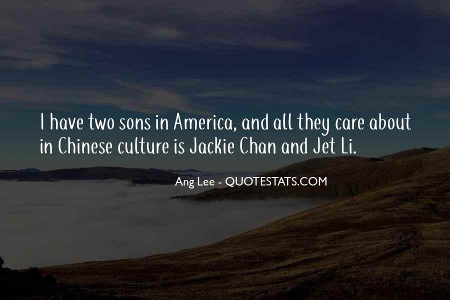 Sons And Quotes #104125