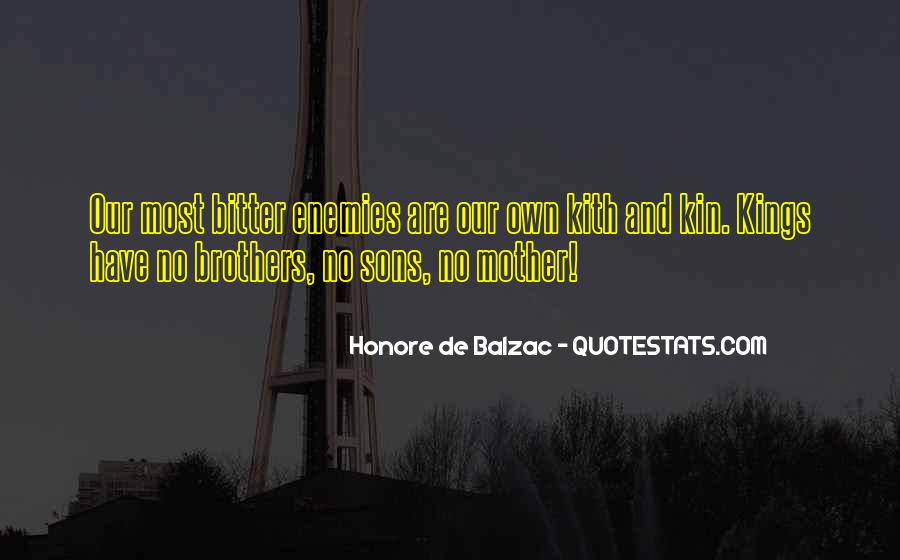 Sons And Quotes #165846