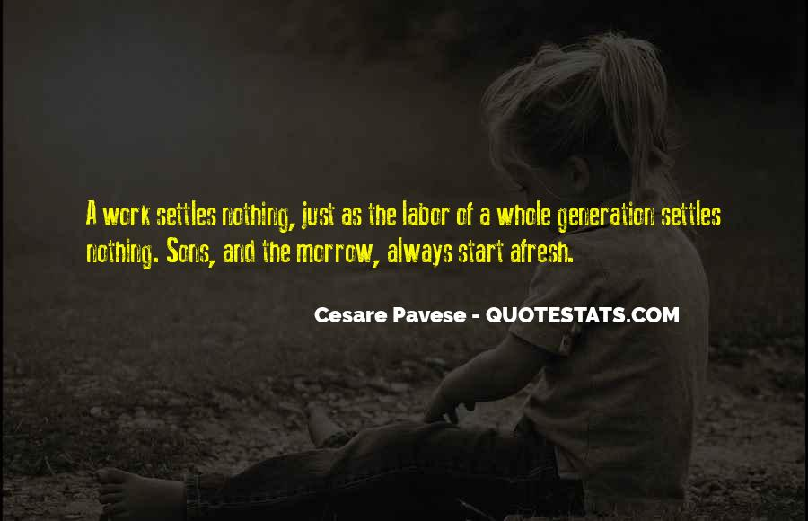 Sons And Quotes #237120