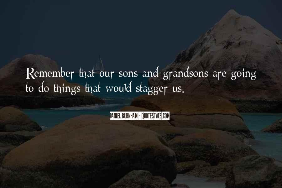 Sons And Quotes #253005