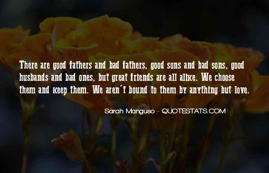 Sons And Quotes #66973
