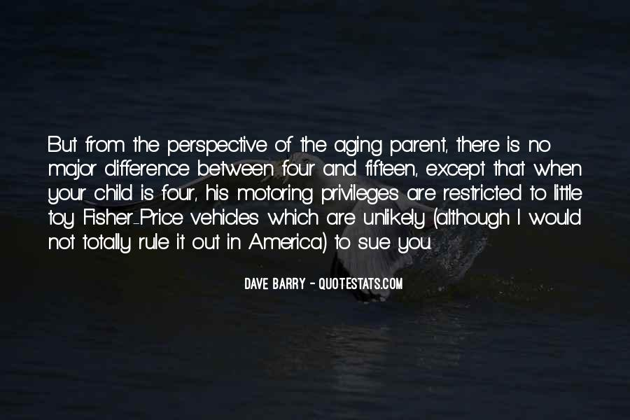 Quotes About Aging Parent #555363