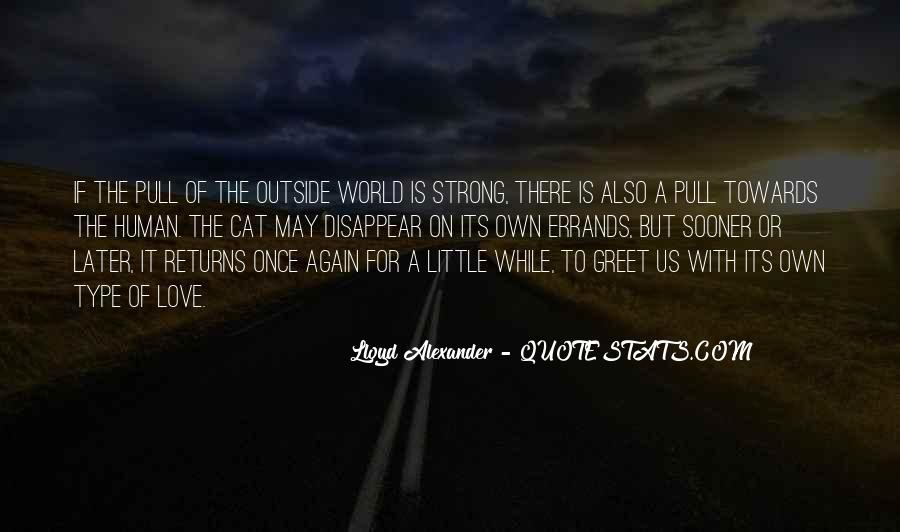 Sooner Or Later Love Quotes #1410054