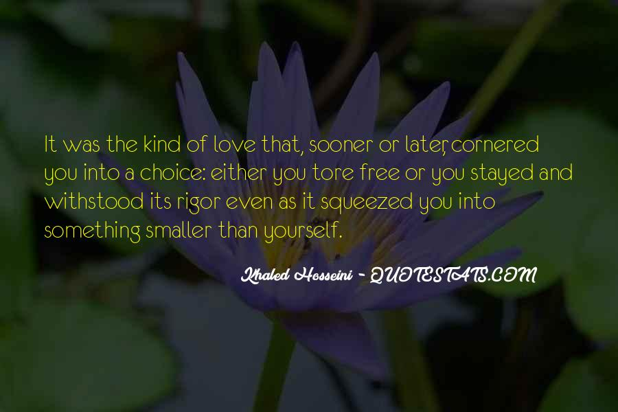Sooner Or Later Love Quotes #706723