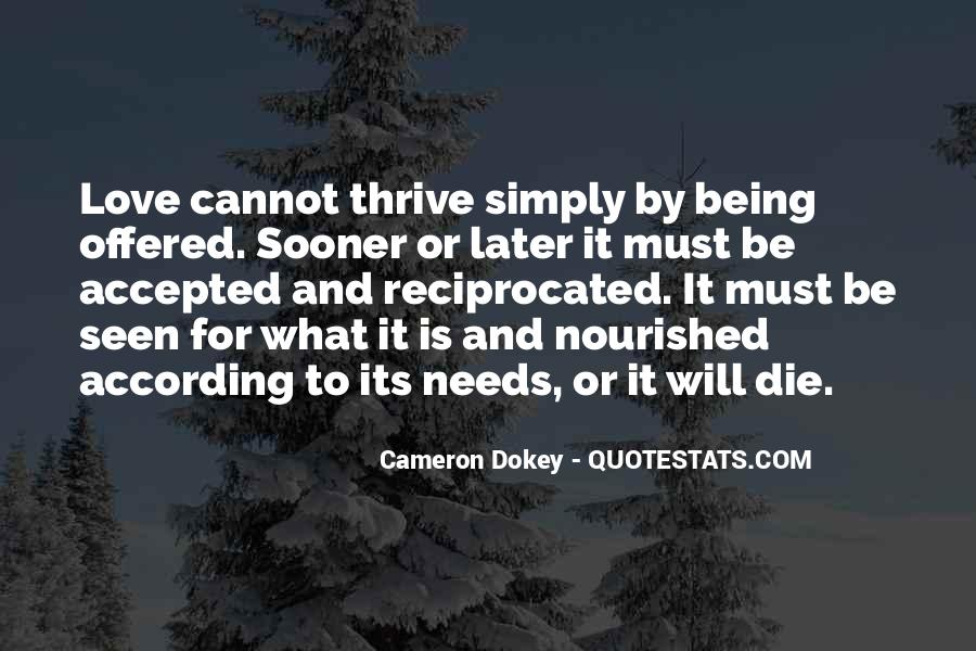 Sooner Or Later Love Quotes #829370