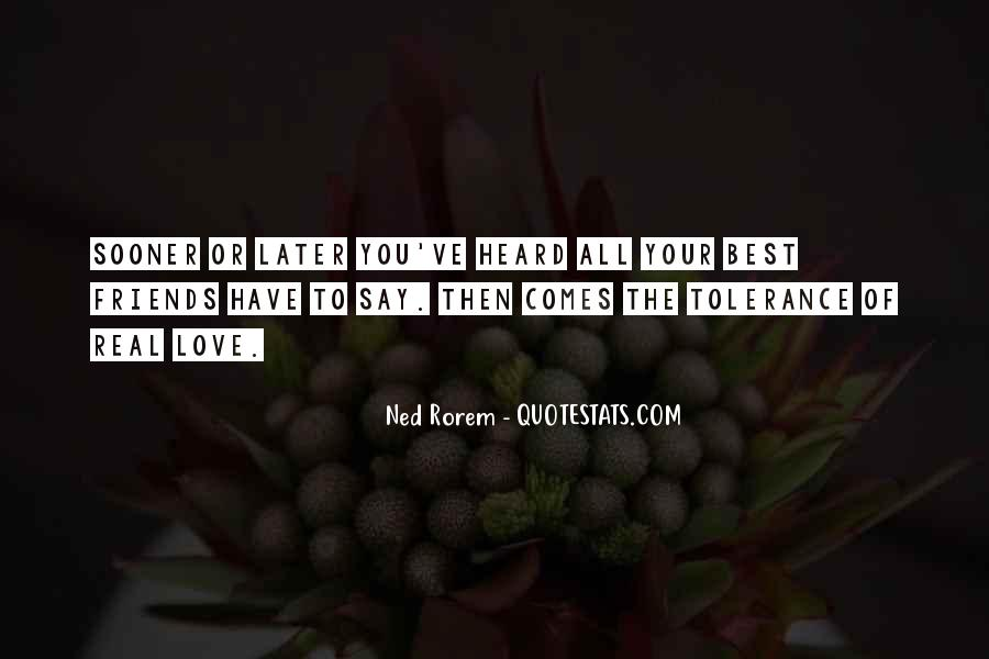 Sooner Or Later Love Quotes #916716