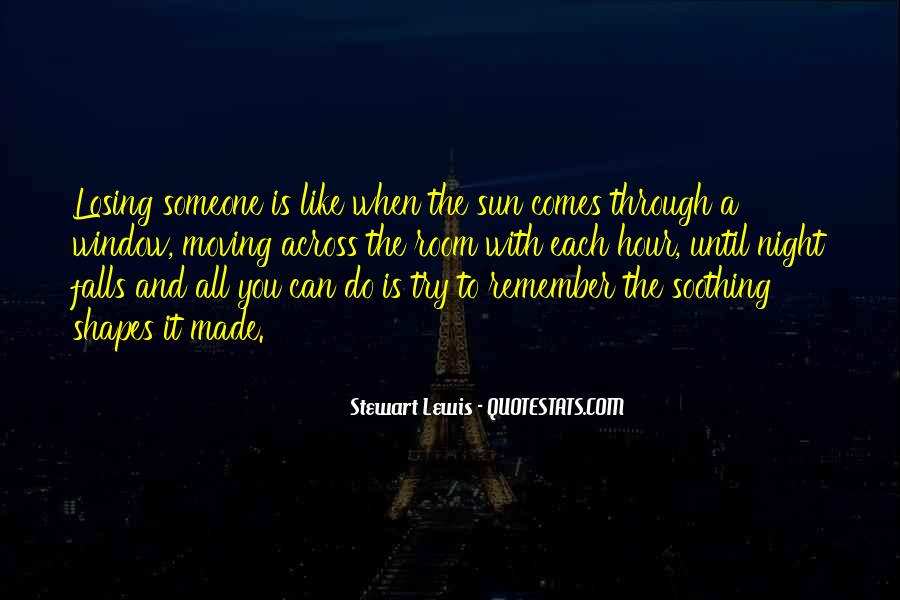 Soothing Night Quotes #1179458