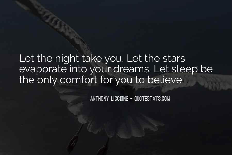 Soothing Night Quotes #1794537