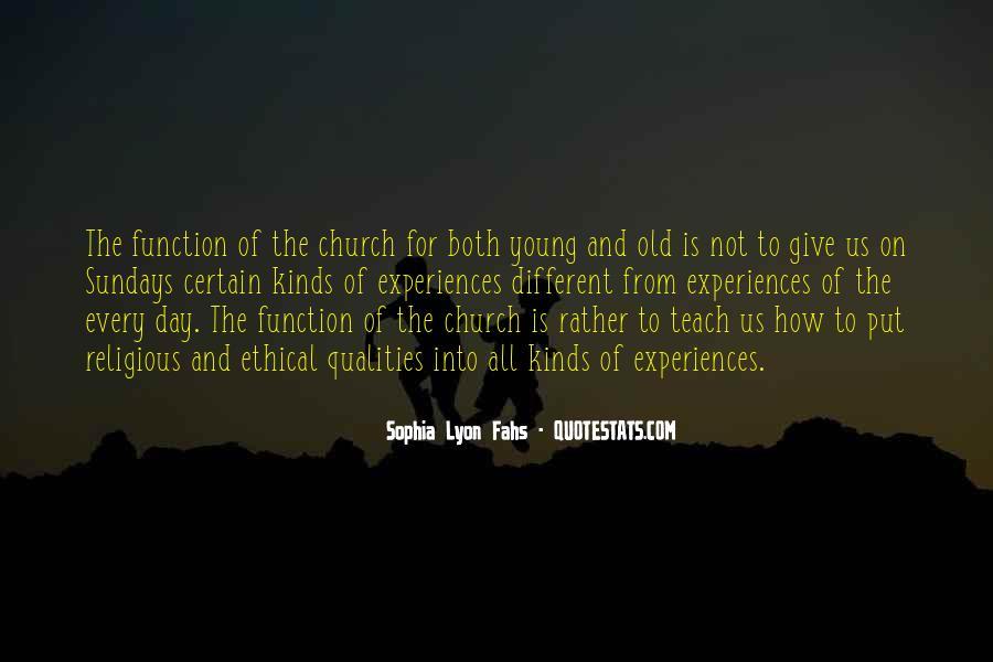 Sophia Fahs Quotes #1731720