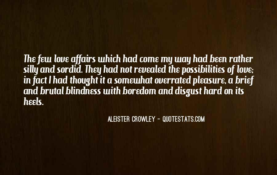 Sordid Past Quotes #180126