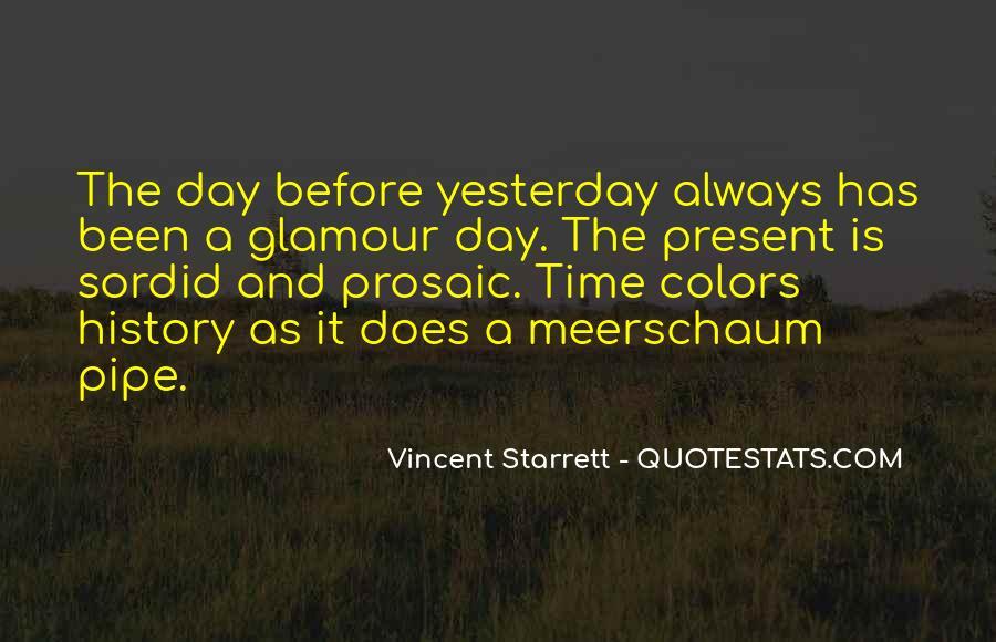 Sordid Past Quotes #332419