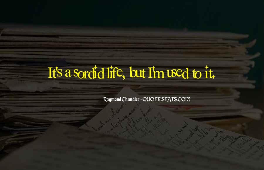 Sordid Past Quotes #337163