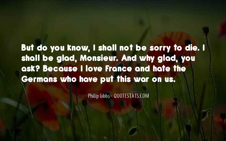 Sorry But Not Sorry Quotes #267818