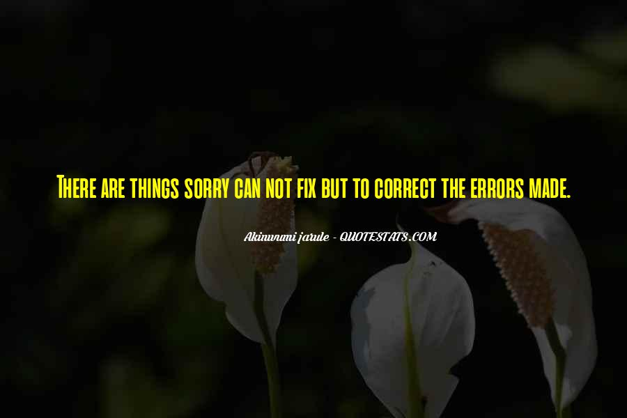 Sorry But Not Sorry Quotes #623979
