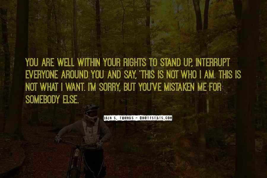Sorry But Not Sorry Quotes #62427