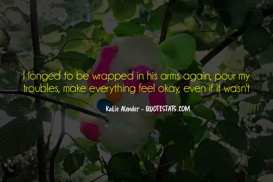 Quotes About Be Okay #159551