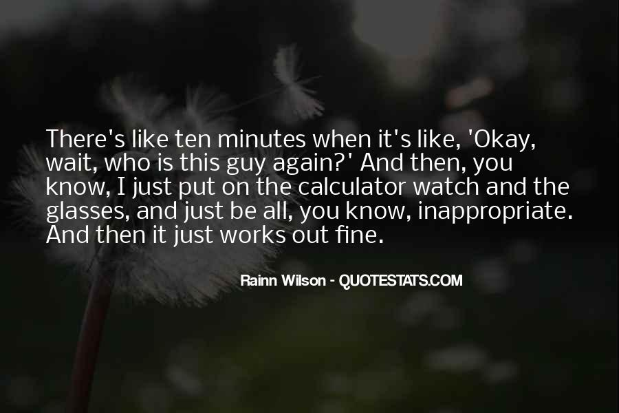 Quotes About Be Okay #49012