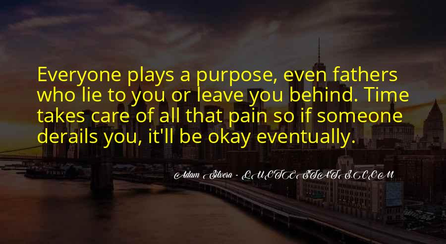 Quotes About Be Okay #65181