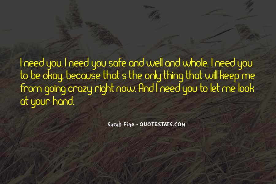 Quotes About Be Okay #9949