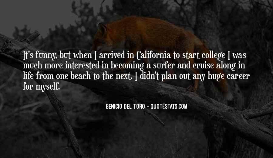 Quotes About Beach Life #1136799