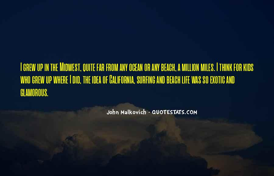 Quotes About Beach Life #13888