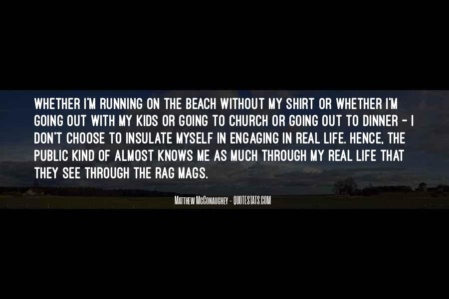 Quotes About Beach Life #1429283