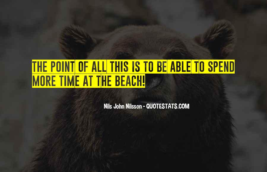 Quotes About Beach Life #1631188