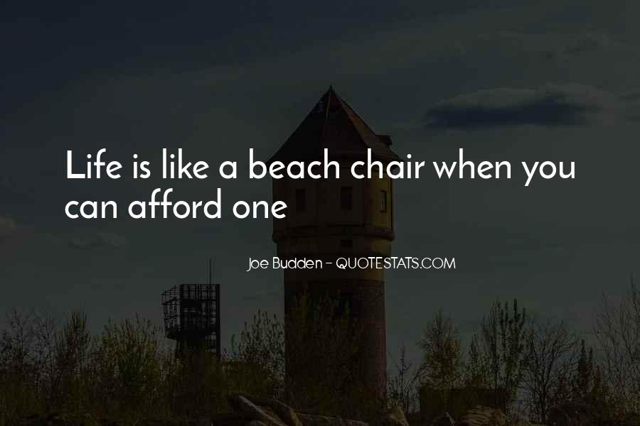 Quotes About Beach Life #373323