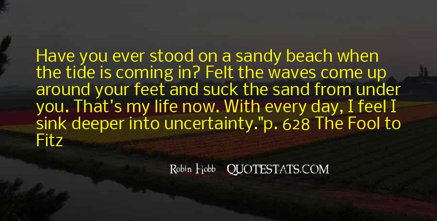 Quotes About Beach Life #528148