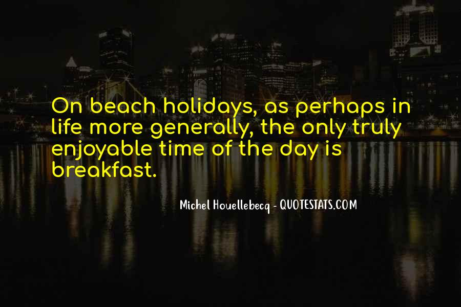 Quotes About Beach Life #647808