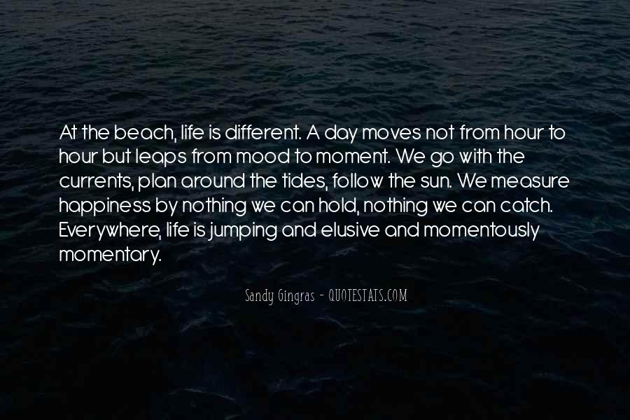 Quotes About Beach Life #705757