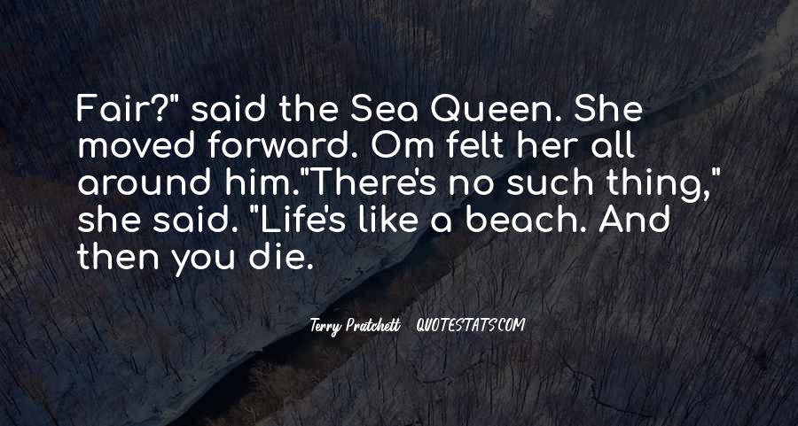 Quotes About Beach Life #901259