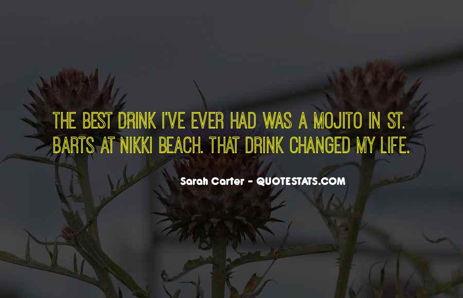 Quotes About Beach Life #962404