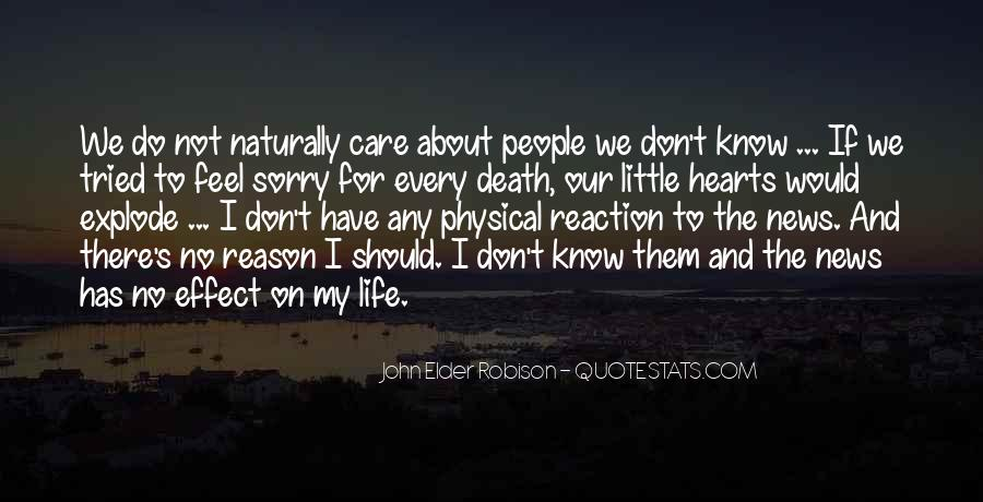 Sorry I'm Not There Quotes #1132828